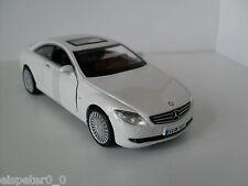 Mercedes Benz CL 550 weiss, Bburago Street Fire Auto Modell 1:32