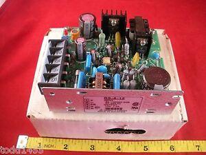 Nemic Lambda RS-8-12 Power Supply Input 85-132vac 24w 47-440Hz Output 12v 1.3a