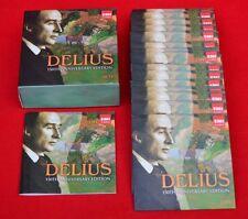 EMI CLASSICS:   DELIUS 18 CD SET - 150TH ANNIVERSARY EDITION - PERFECT CONDITION