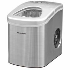 Frigidaire 26lb Countertop Ice Maker - Stainless Steel (EFIC117-SS)