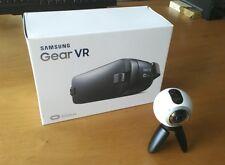 Samsung Gear VR headset + Gear 360 camera set
