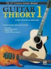 Alfred's 21st Century Guitar Method: Guitar Theory 1 by Aaron Stang, Sandy Fel..