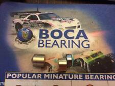 ABU GARCIA 4500 5500 6500 speed bearing upgrade +1 stainless BOCA bearing AKIOS