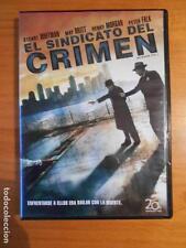 DVD EL SINDICATO DEL CRIMEN (G8)
