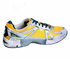 AERO Comfitpro Lawn Bowl Shoes Men's Sprint Yellow & Green USA Distributor
