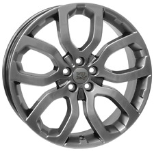 4x 20 inch x8 LIVERPOOL SET Wheels LAND ROVER DISCOVERY SPORT - OEM COMP (ITALY)