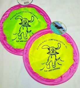 Pet Trends Soft Flying Disc for Dogs