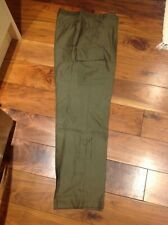 "Dutch Army Combat Trouser Size 94x80 waist38"" leg 32.5"""
