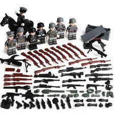 New WW2 Spezialkräfte Militär Marine Soldaten Armee Minifiguren Sets für Lego DE