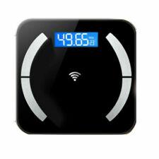 Digital Bluetooth Weighing Scales Smart Bathroom Body Fat Monitor BMI 396lbs US
