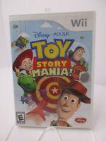 Wii Disney Pixar Toy Story Mania! Complete