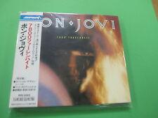 Bon Jovi - 7800 Fahrenheit JAPAN-CD