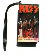Vtg KISS Aucoin - Original 1977 Kiss AM Transistor Pocket Radio