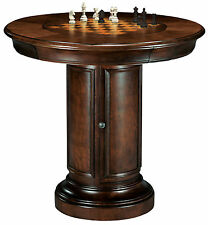 Howard Miller Ithaca Pub / Game Table Chess Table 699010 w/ Free Shipping