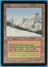 Taiga Beta NM-M Dual Land Rare Reserved List MAGIC MTG CARD (ID# 18799) ABUGames