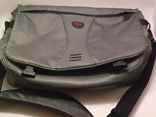 Tumi Messenger Bag Model 508 PW Grey Crossover Bag