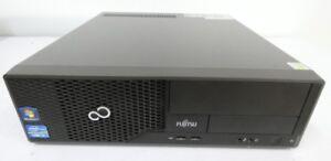 FUJITSU COMPUTER PC SFF E500 INTEL I3 4GB HDD500GB WIN 7 RICONDIZIONATO USATO
