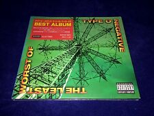 Type O Negative – The Least Worst Of CD JAPAN RARE RRCY-11138 (Brand New)