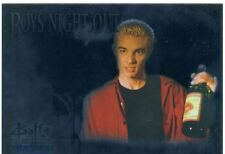 Buffy TVS Men Of Sunnydale Boys Night Out Chase Card BL-3