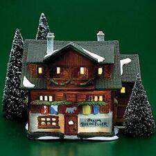 Dept 56 Alpine Village ~ Besson Bierkeller ~ Mint In Box 65404