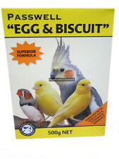 Passwell Egg & Biscuit 5kg bird feed food supplement aviary cage canary ANC-761