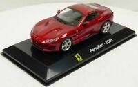 Ferrari Portofino Supercar 1/43 With Display Case. Brand New