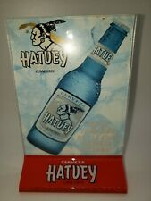 Hatuey beer table top topper advertising