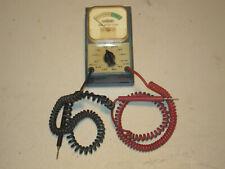 Vintage Eveready Radio Battery Tester No R-1790