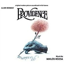 PROVIDENCE - COMPLETE SCORE - LIMITED 1000 -  MIKLOS ROZSA