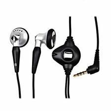 LOT 10 BlackBerry Premium Headset 3.5mm Stereo Headset Black HDW-15766-005 NEW