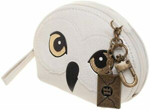 Harry Potter Hedwig White Owl Domed Coin Purse