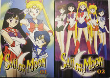 Sailor Moon Volume 1 & 2