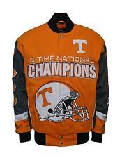University of Tennessee Volunteers 5-Time Football Championship Jacket