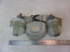 Nathan Fanny Pack Hydration Belt Water Bottle For Running Hiking 2 Bottles