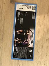 2 Metallica Konzertkarten Mannheim Innenraum Stehplatz