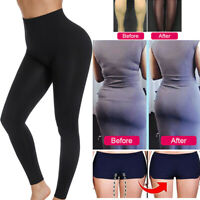 Shaper mint High Waist Full Length Body Shapers Legging Thigh Slimmer Shapewear