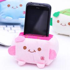 CARICATURE chinois du tofu Support Siège Peluche pour Téléphone Mobile protéger par SALE