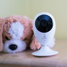 2 Way Talk Indoor Wi Fi Security Camera Motion Detecting Night Vision Alexa Wink