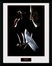 Nightmare on Elm Street face off Collector print