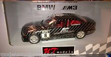 BMW M3 AC SCHNITZER M. WOLFGARTEN RACING CAR BY UT MODELS 1:18 SCALE VERY RARE