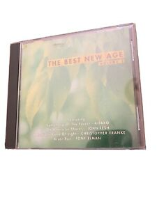 BEST OF NEW AGE 3 VARIOUS ARTISTS  CD