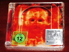 Napalm Death: Punishment In Capitals CD + DVD Set 2010 Live Super Jewel Box NEW