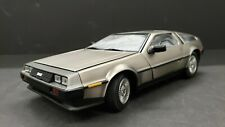 Sun Star 1981 Delorean 1/18 No Box J68