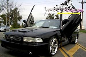 Vertical Doors - Vertical Lambo Door Kit For Chevrolet Impala/Caprice 1991-96