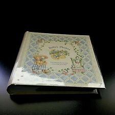 """C.R. Gibson """"Lullaby Baby"""" Journal Album 50 Pages 4""""x6"""" Photos"""
