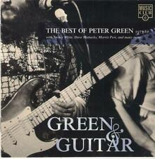 CD-Peter Green/Green & Guitar/Best of/ 14 Songs/1996