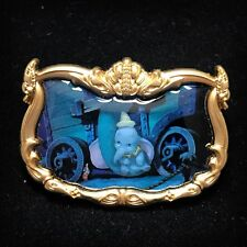 LE Mrs Jumbo Trunk Swinging Dumbo Flying Elephant Storybook Circus Disney Pin