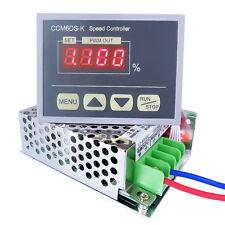 High Power 12V-80V DC 30A LED Digital Display PWM HHO RC DC Motor Speed Controll