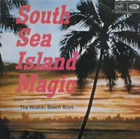 The Waikiki Beach Boys-South Sea Island Magic Vinyl LP.1966 MFP 1080.