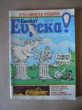 EUREKA n°6-7 1984 Gli Aristocratici di castelli  [G403]
